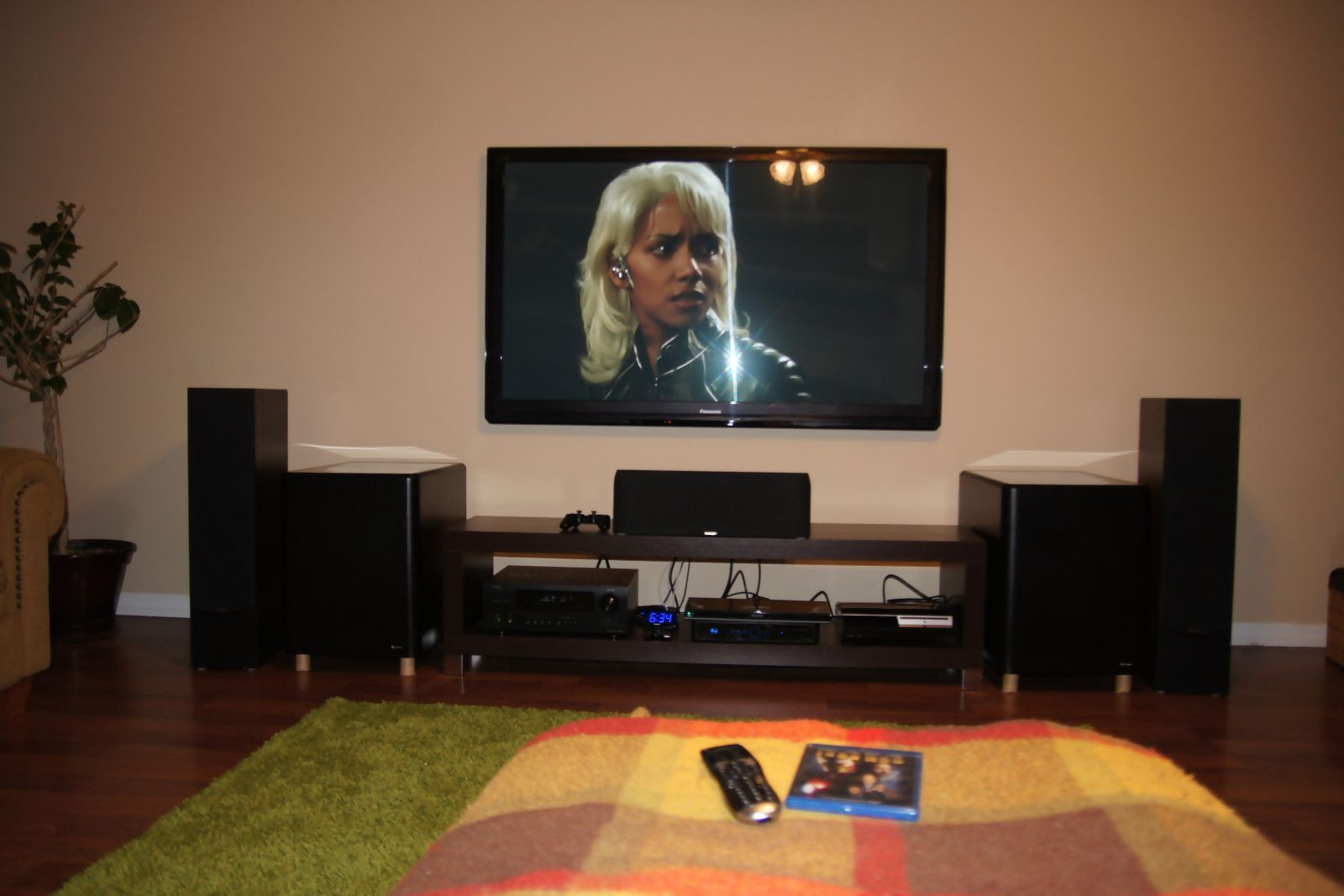 Hjustin S Home Theater Gallery Living Room 11 Photos