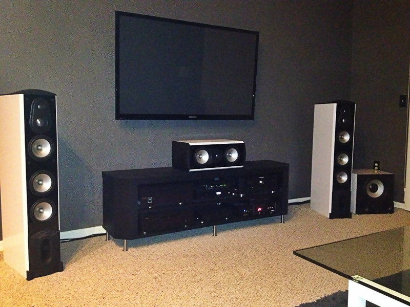 home theater living room. Widebodysedan S Home Theater Gallery Condo Living Room