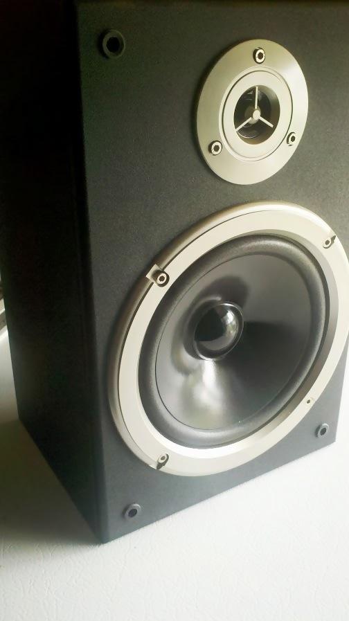 AUVIO 40 296 100W 2 Way Bookshelf Speaker