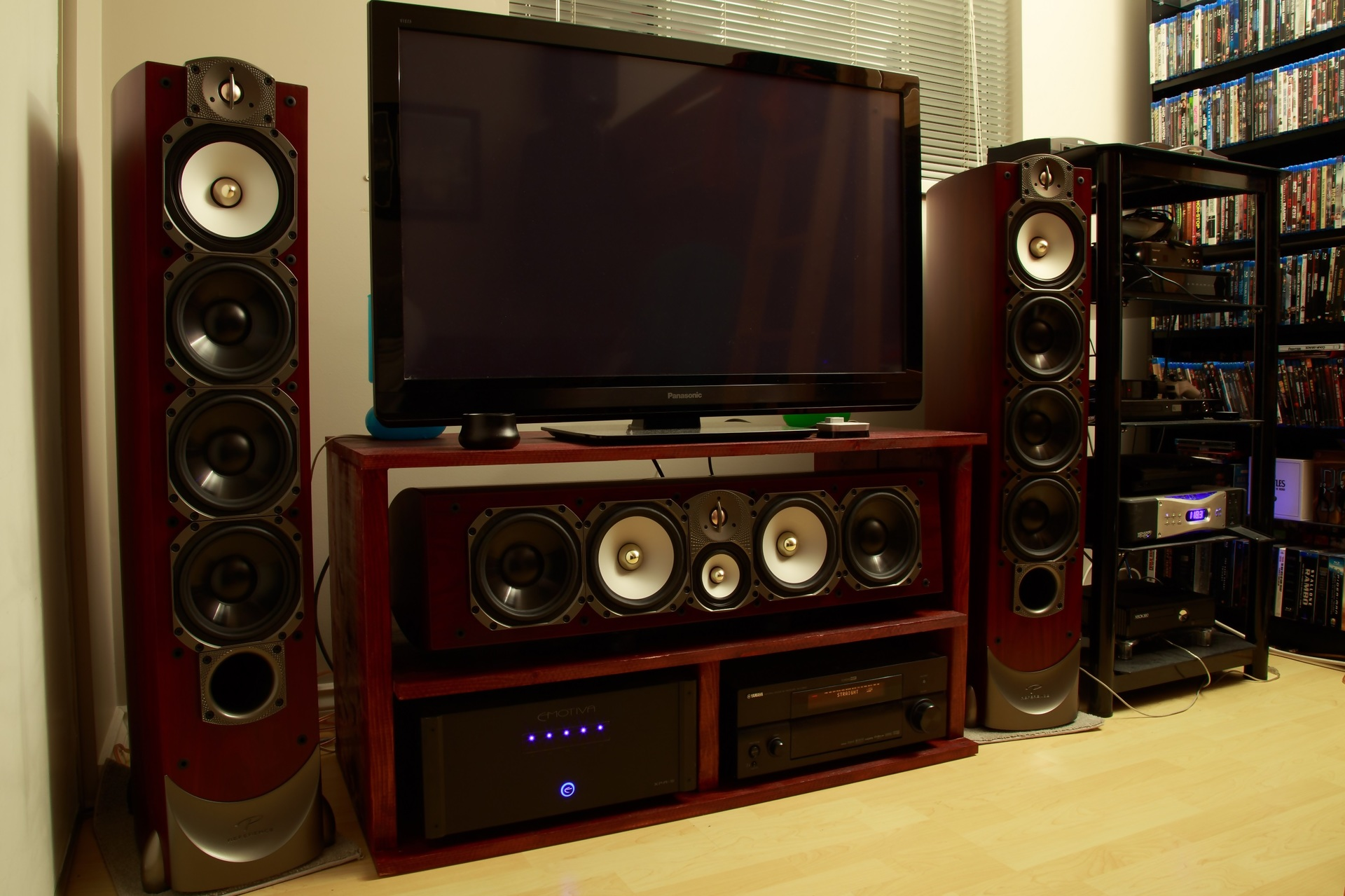 Almo89 S Home Theater Gallery Paradigm Studio V5 5 Photos