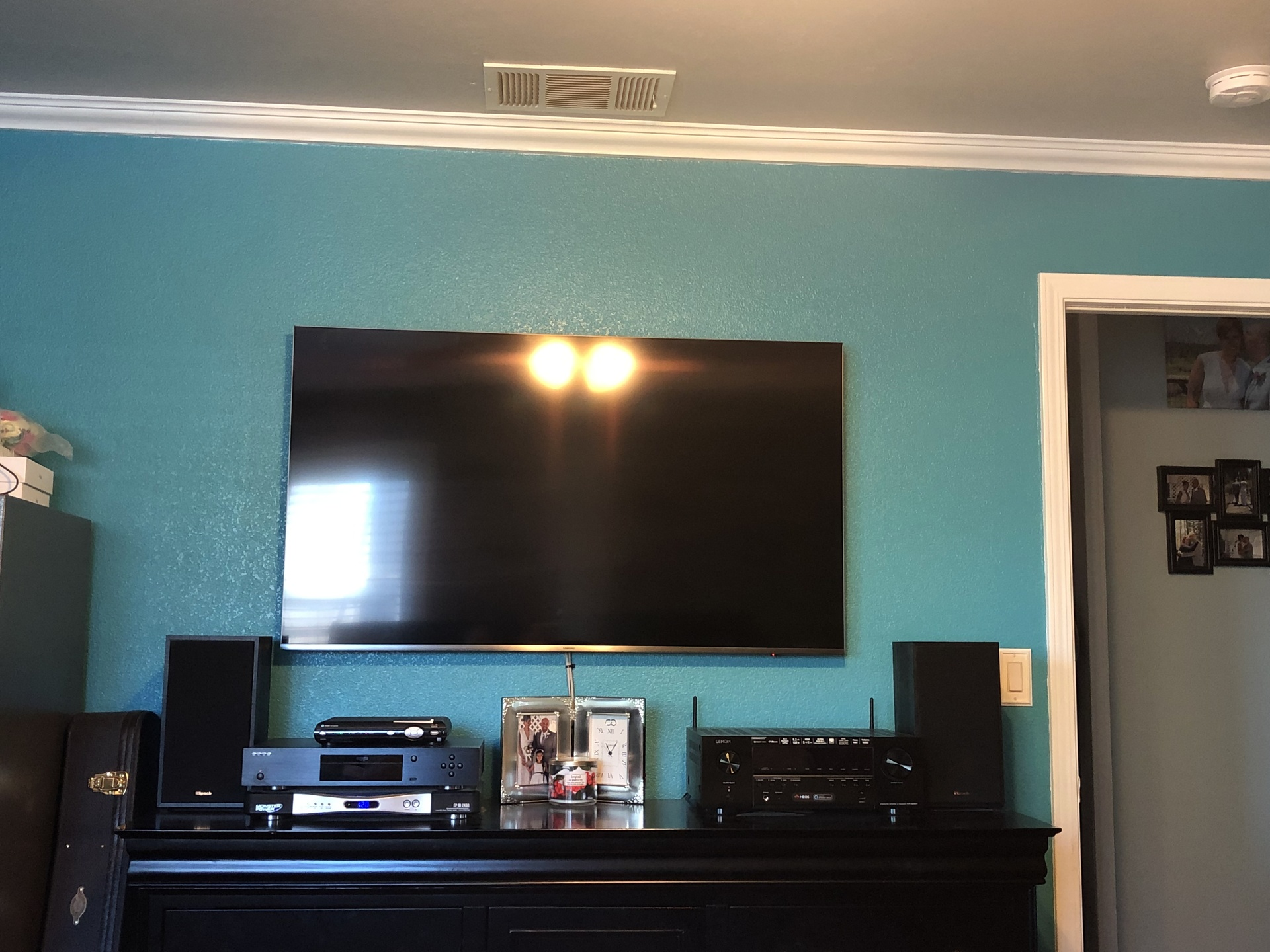 mj3k's Home Theater Gallery - mj3k's Paradigm, Klipsch Surround