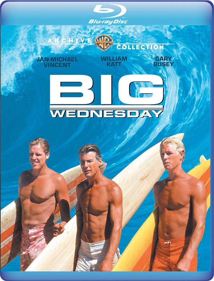 Big Wednesday (Warner Archive Collection)(Blu-ray)(Region Free)