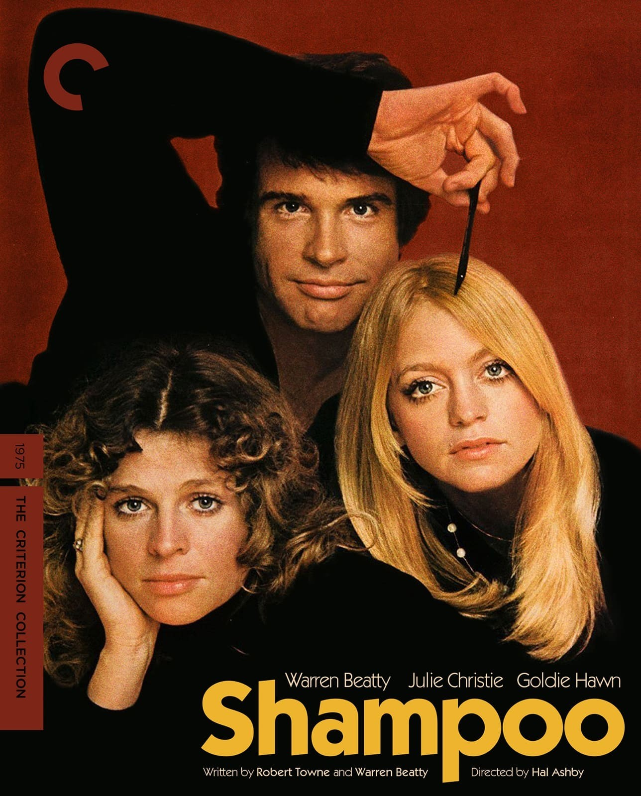 Shampoo (The Criterion Collection)(Blu-ray)(Region A)