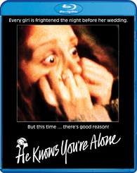 He Knows You're Alone (Blu-ray) Temporary cover art
