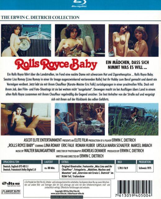 rolls-royce baby blu-ray (germany)