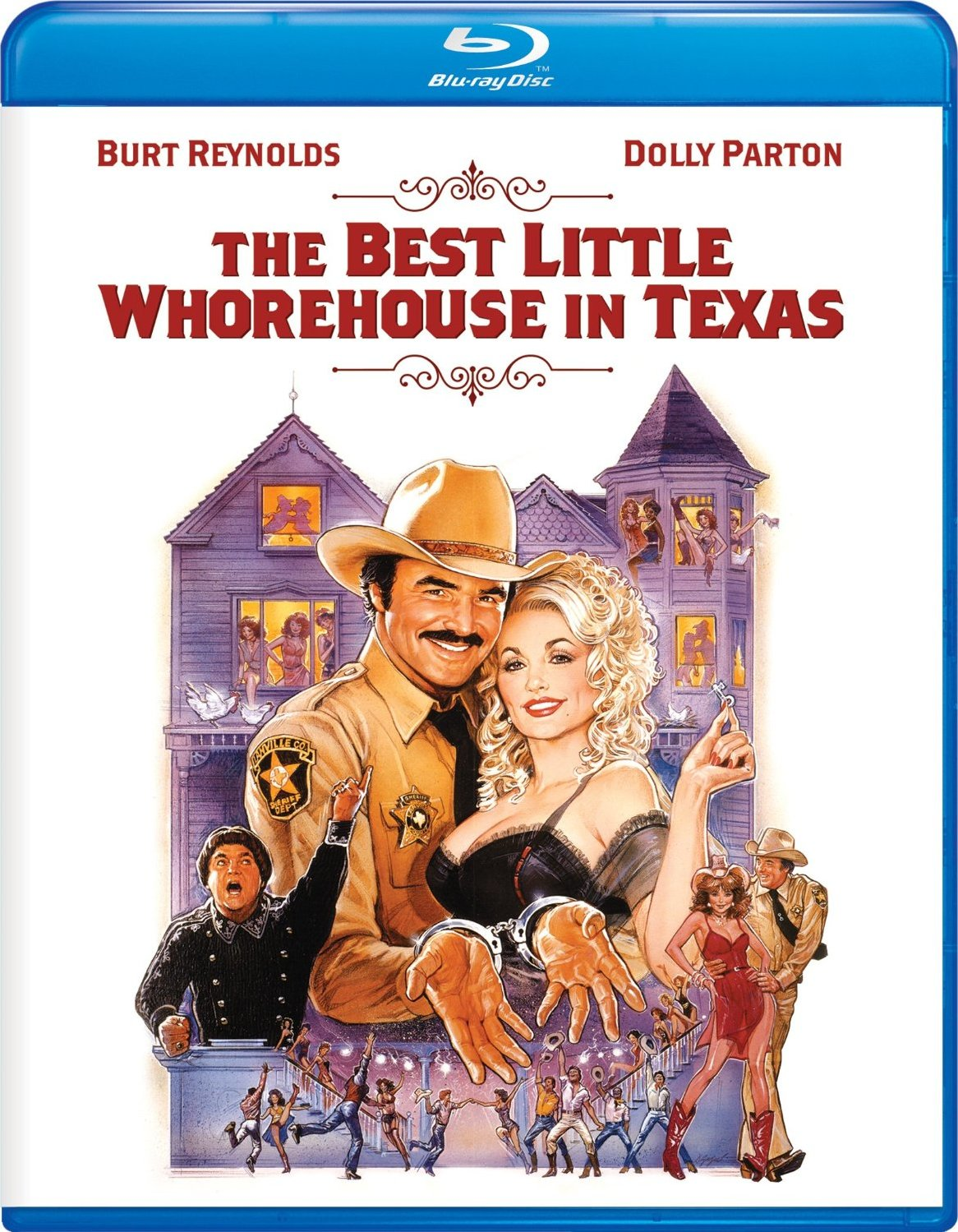 The Best Little Whorehouse in Texas (1982) Blu-ray