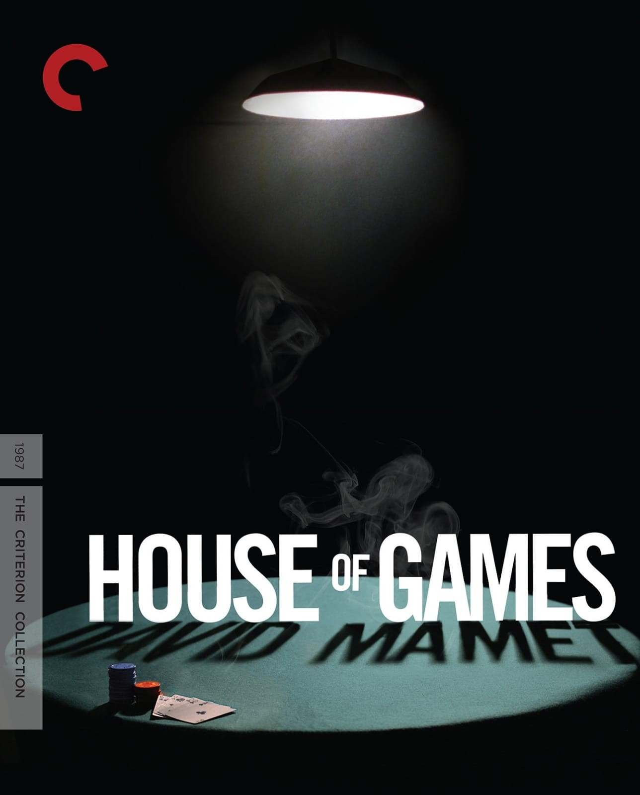 House of Games (The Criterion Collection)(Blu-ray)(Region A)