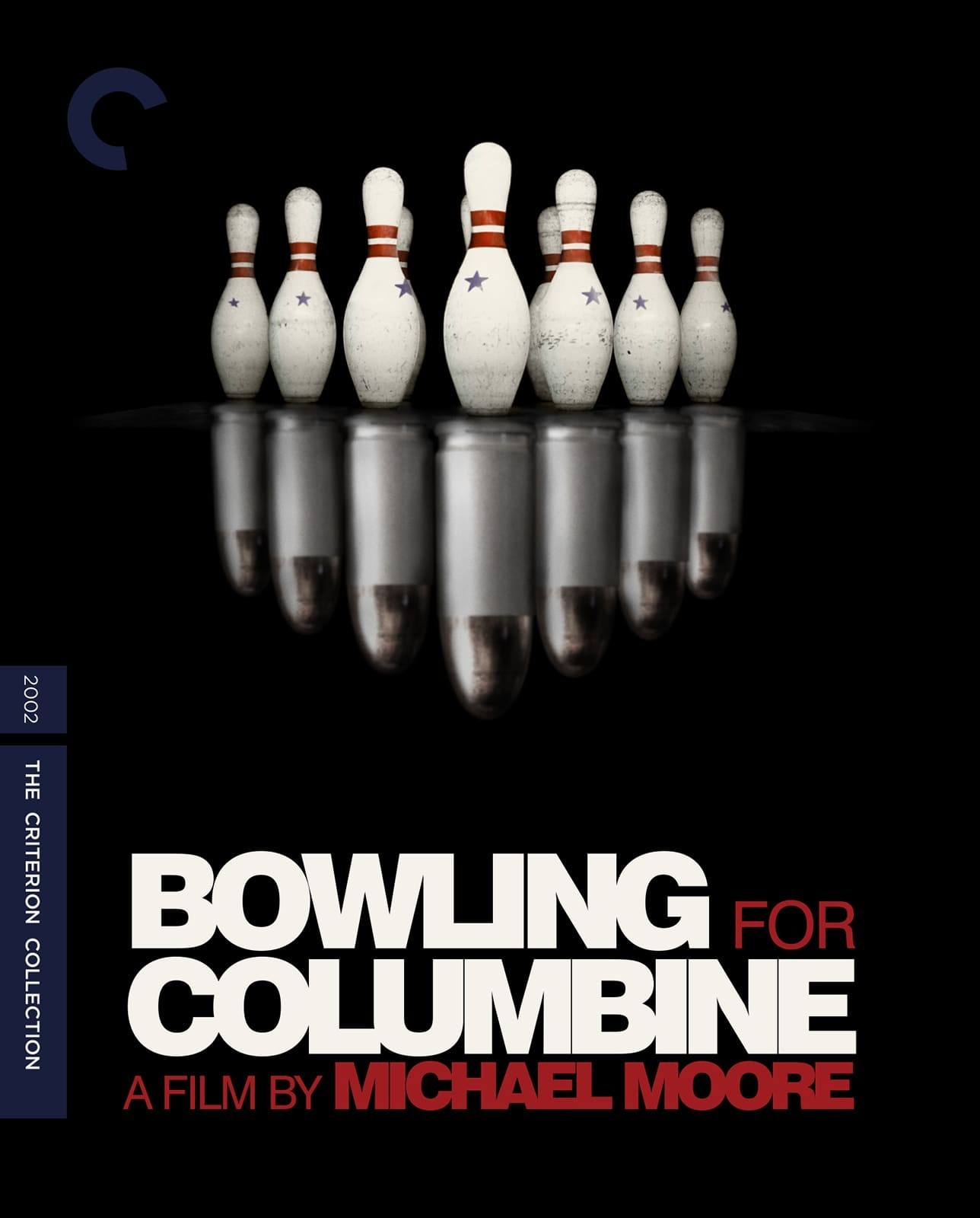 Bowling for Columbine (The Criterion Collection)(2002) Blu-ray
