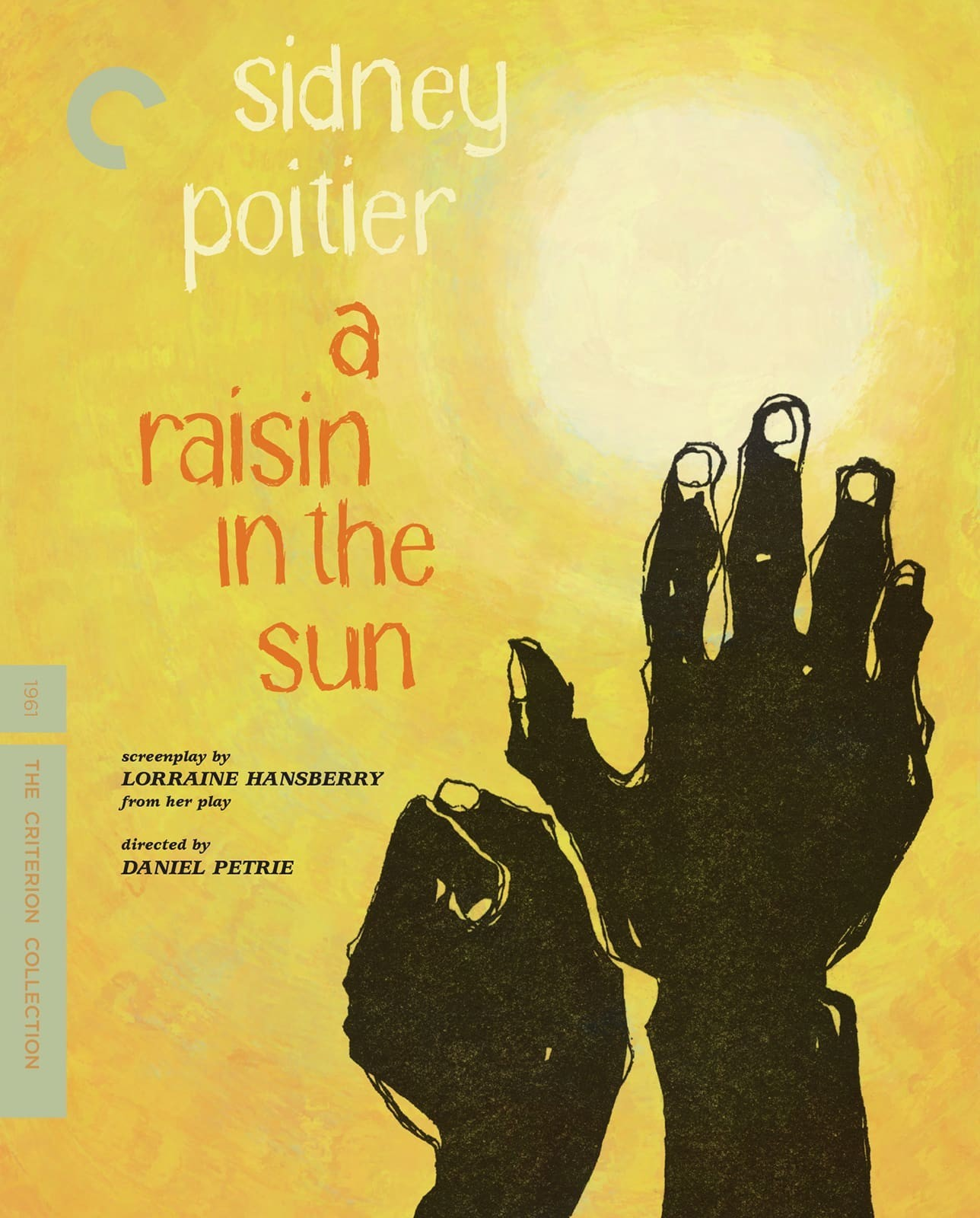 A Raisin in the Sun (The Criterion Collection)(Blu-ray)(Region A)