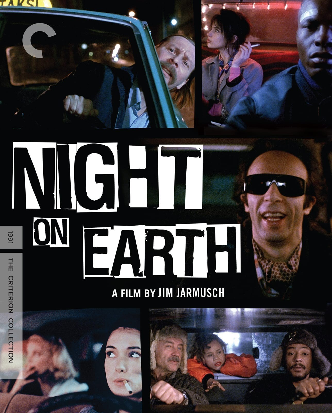 Night on Earth (The Criterion Collection)(Blu-ray)(Region A)(Pre-order / Apr 9)