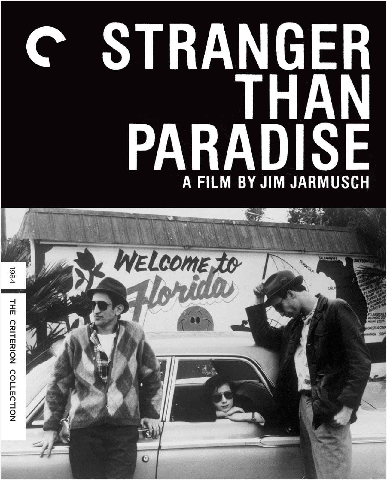 Stranger Than Paradise (The Criterion Collection)(Blu-ray)(Region A)(Pre-order / Apr 9)