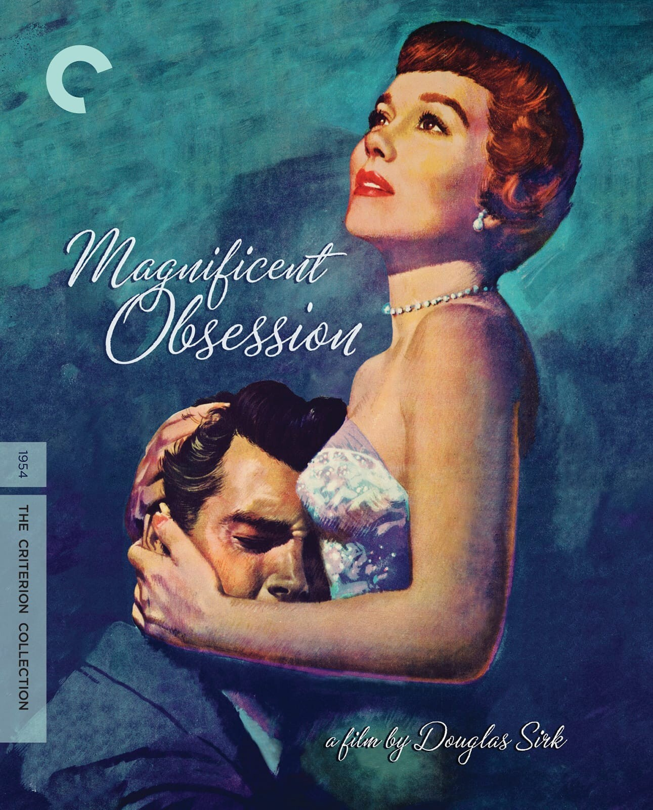 Magnificent Obsession (The Criterion Collection)(Blu-ray)(Region A)(Pre-order / Aug 20)