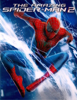 The Amazing Spider Man 2 3d Blu Ray