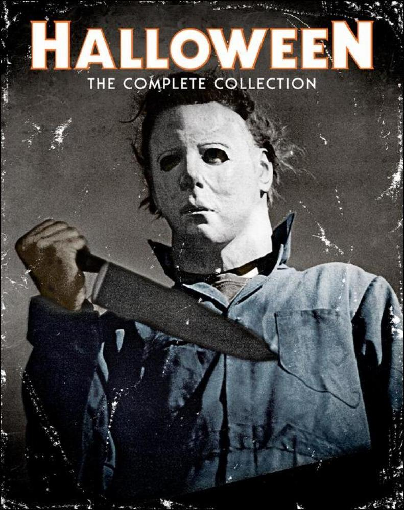 Halloween - The Complete Collection (1978-2009) | Blu-ray Movies
