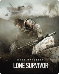 Lone Survivor Blu-ray: ローン・サバイバー   Limited Edition