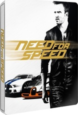 Need for Speed 3D Blu-ray (United Kingdom)
