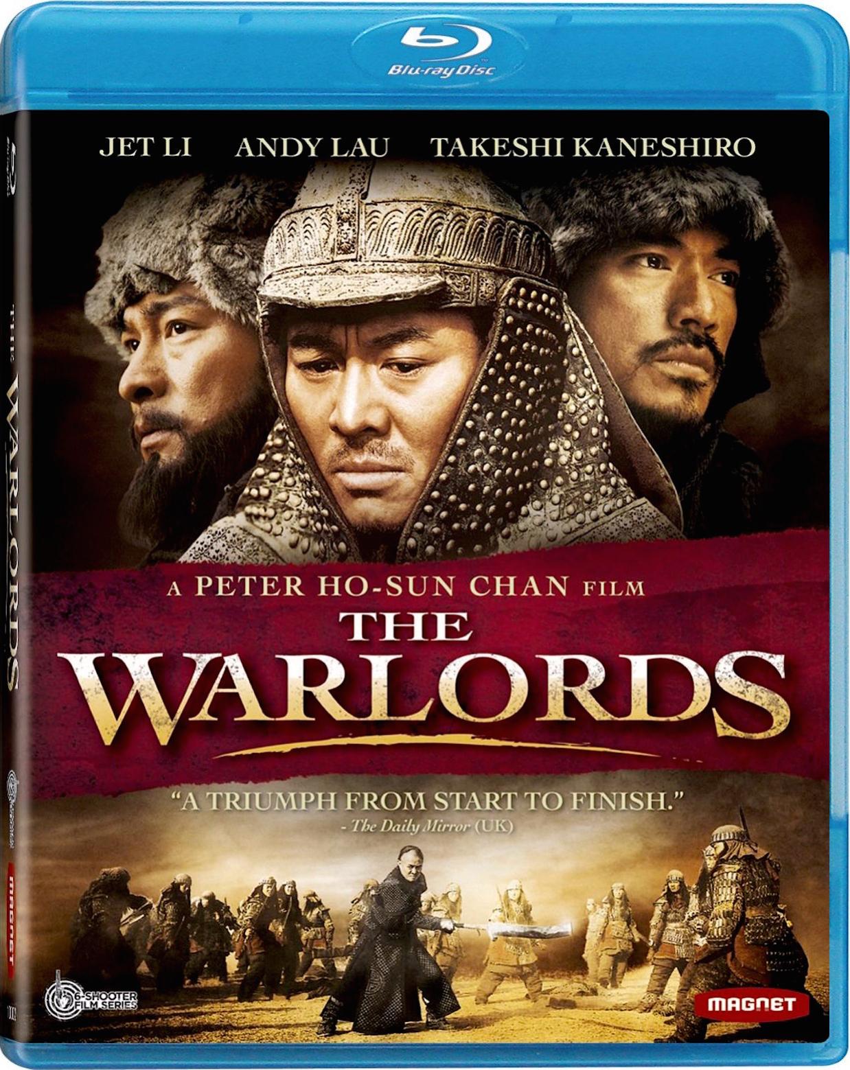 投名狀 國粵雙語 原盤繁簡英&導評繁簡英SUP字幕 The Warlords 2007 BluRay 1080p 2Audio DTS-HD MA 7.1 x265.10bit-BeiTai