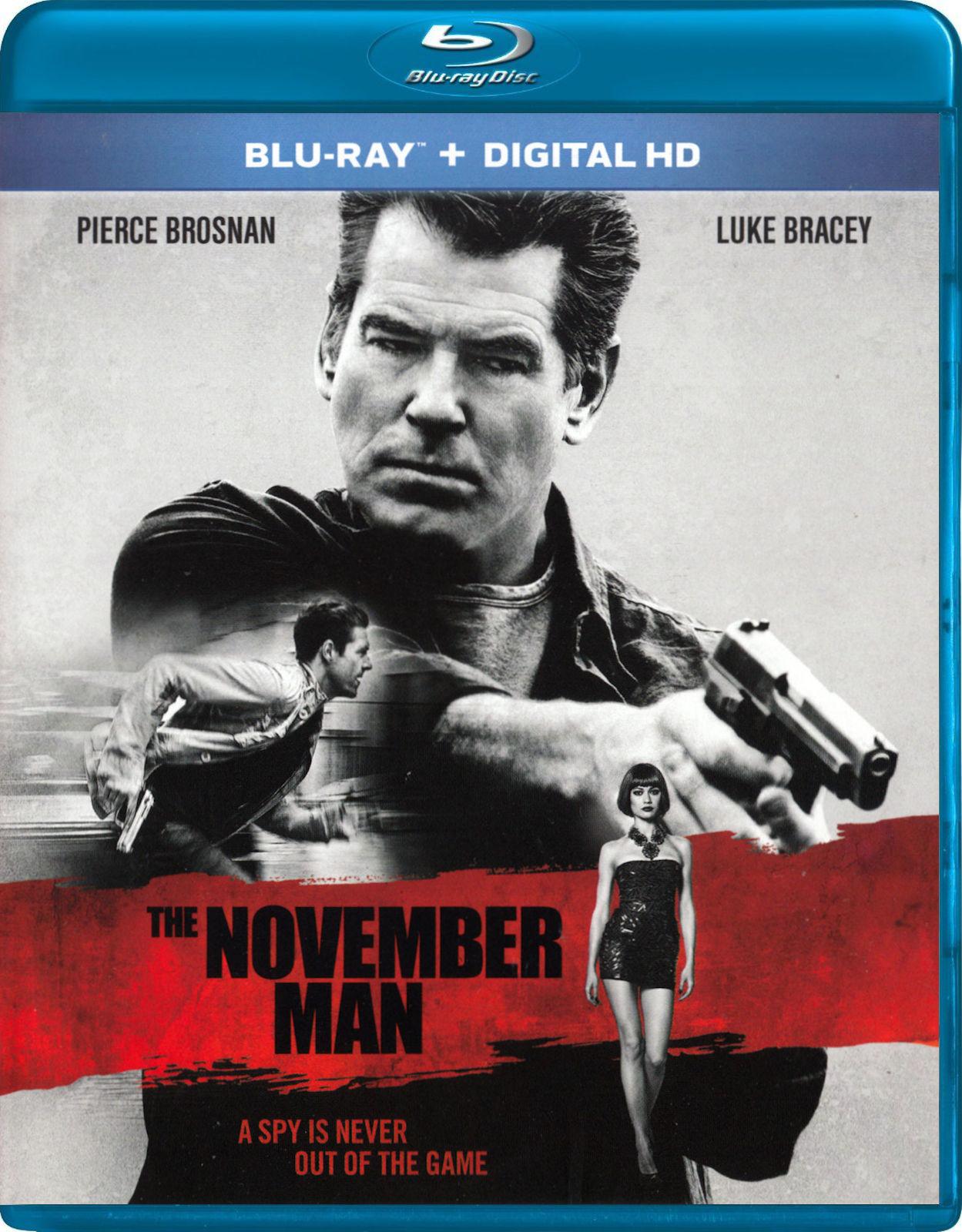 The November Man (2014) Hollywood Hindi Dubbed Movie ORG [Hindi – English] BluRay 720p & 480p Download