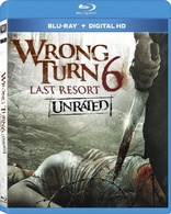 Wrong Turn 4 Bloody Beginnings Blu Ray