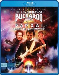 The Adventures of Buckaroo Banzai Across the 8th Dimension (Blu-ray) Temporary cover art