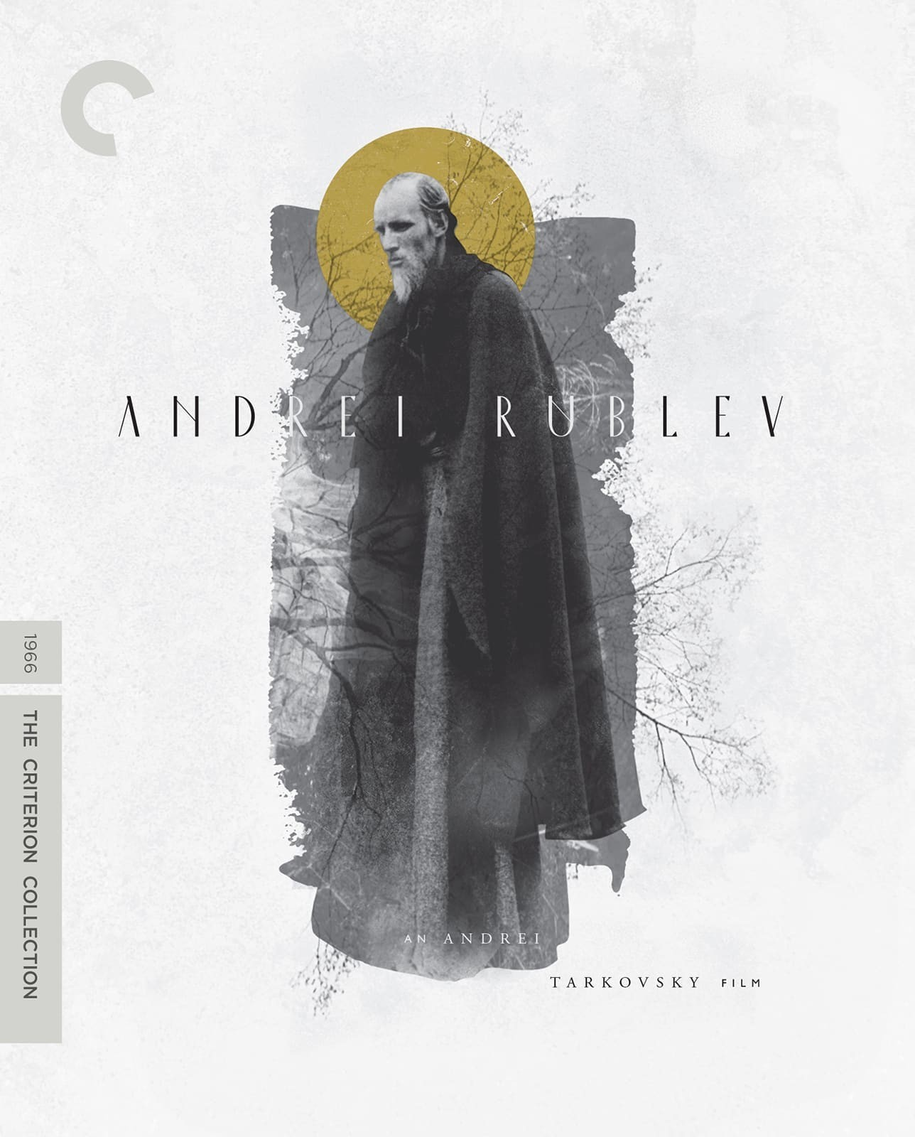 Andrei Rublev (The Criterion Collection)(Blu-ray)(Region A)