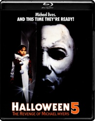 Halloween 5 Blu Ray.Halloween 5 The Revenge Of Michael Myers Blu Ray The Complete