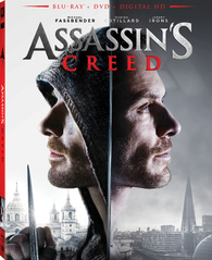 Assassin S Creed Blu Ray Release Date March 21 2017 Blu Ray