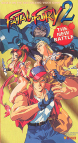 Fatal Fury Legend Of The Hungry Wolf Blu Ray