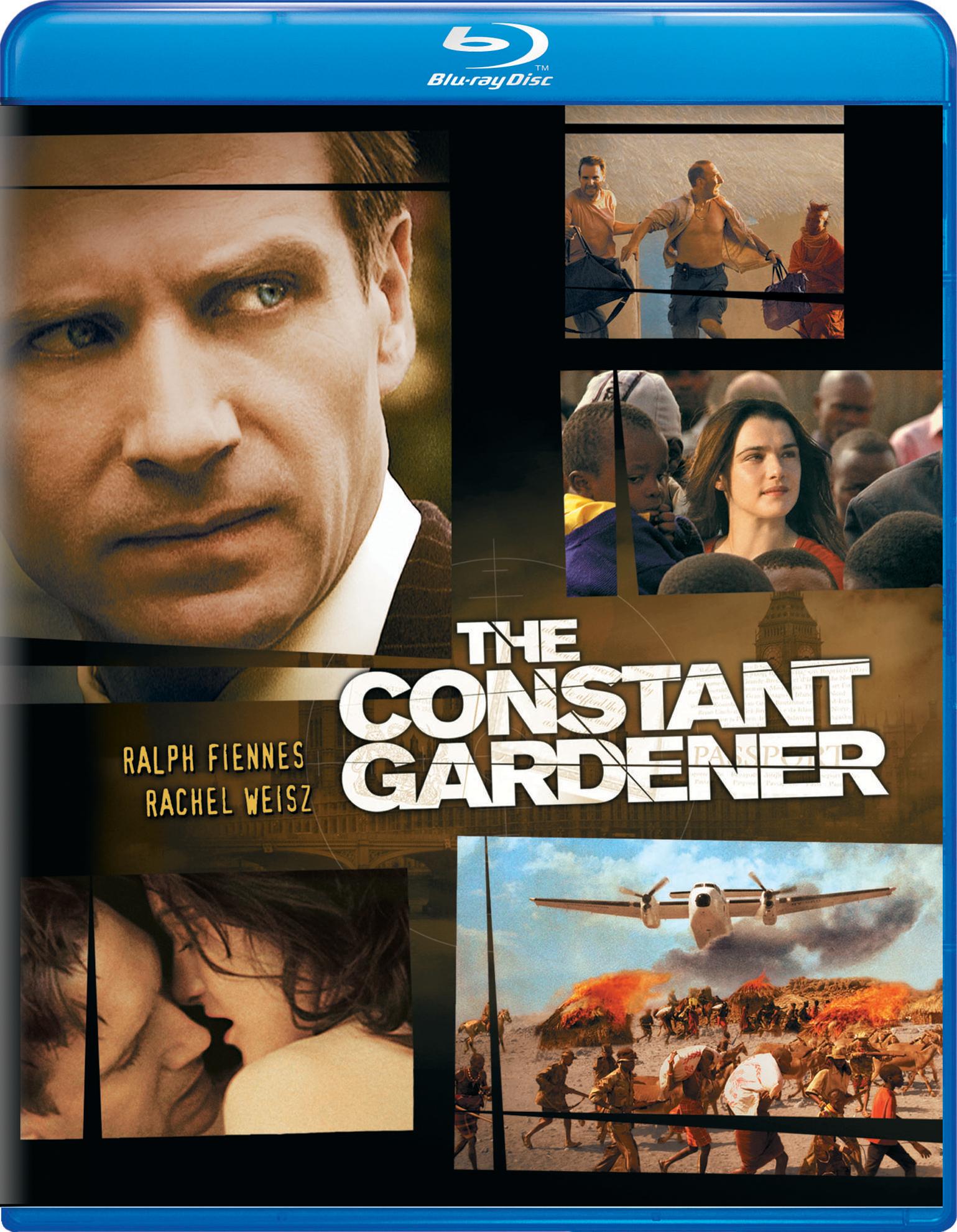 The Constant Gardener Blu-ray