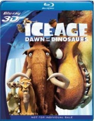Ice Age Dawn Of The Dinosaurs 3d Blu Ray Release Date June 1 2010 Exclusive With Panasonic 3d Hdtvs