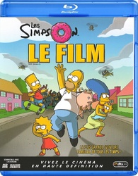 The Simpsons Movie Blu Ray Release Date January 13 2008 Les Simpson Le Film France