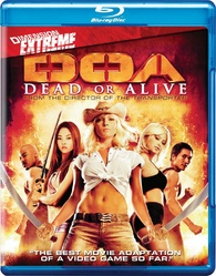 Doa Dead Or Alive Blu Ray Release Date August 17 2010