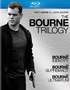 The Bourne Trilogy (Blu-ray)