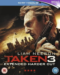 Taken 3 Blu Ray Release Date June 15 2015 Extended Harder Cut Theatrical Cut Extended Cut United Kingdom