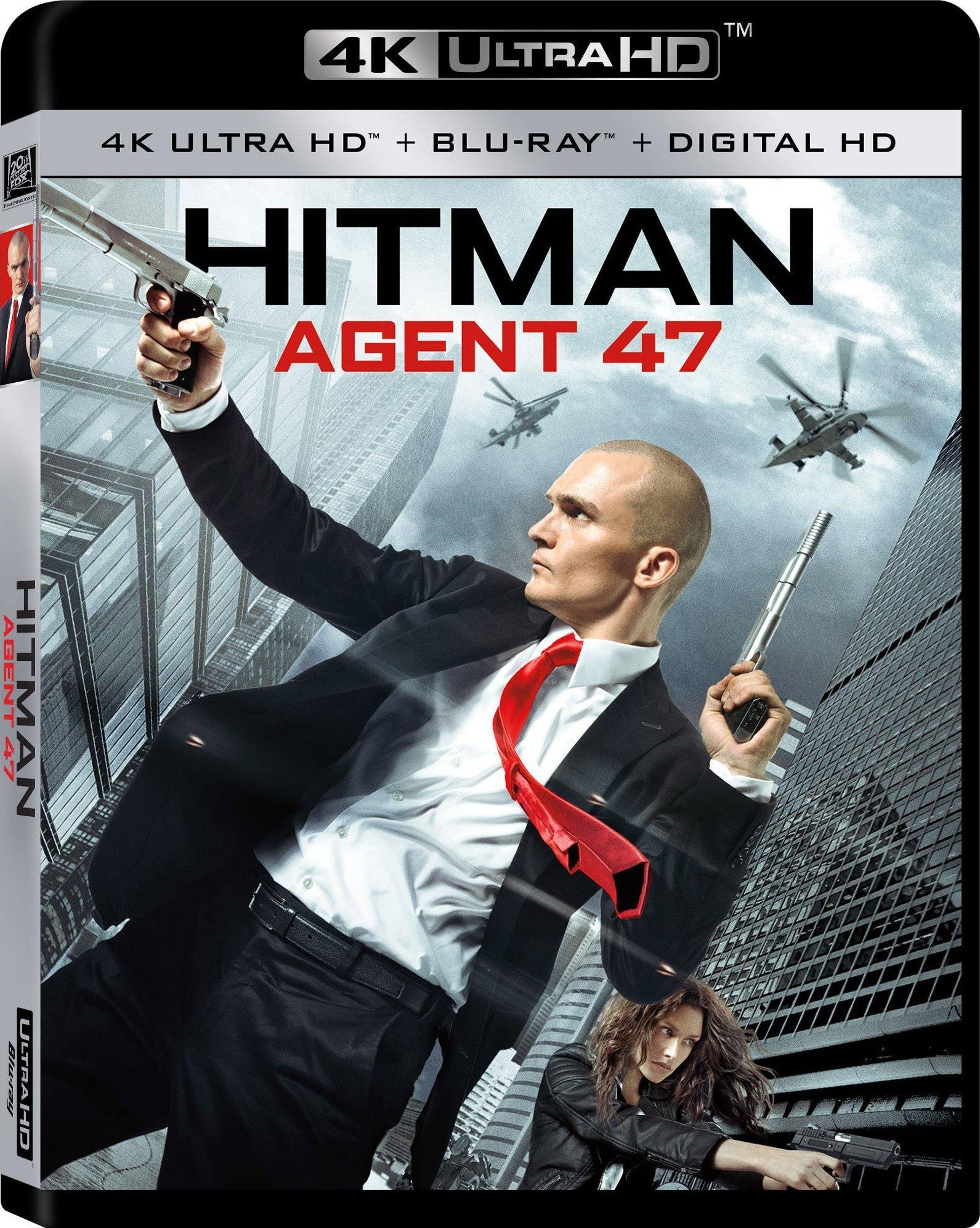 Hitman: Agent 47 (2015) 4K Ultra HD Blu-ray