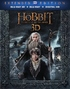 The Hobbit: The Battle of the Five Armies 3D (Blu-ray)