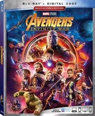 Avengers Infinity War Blu Ray Release Date August 14 2018 Blu