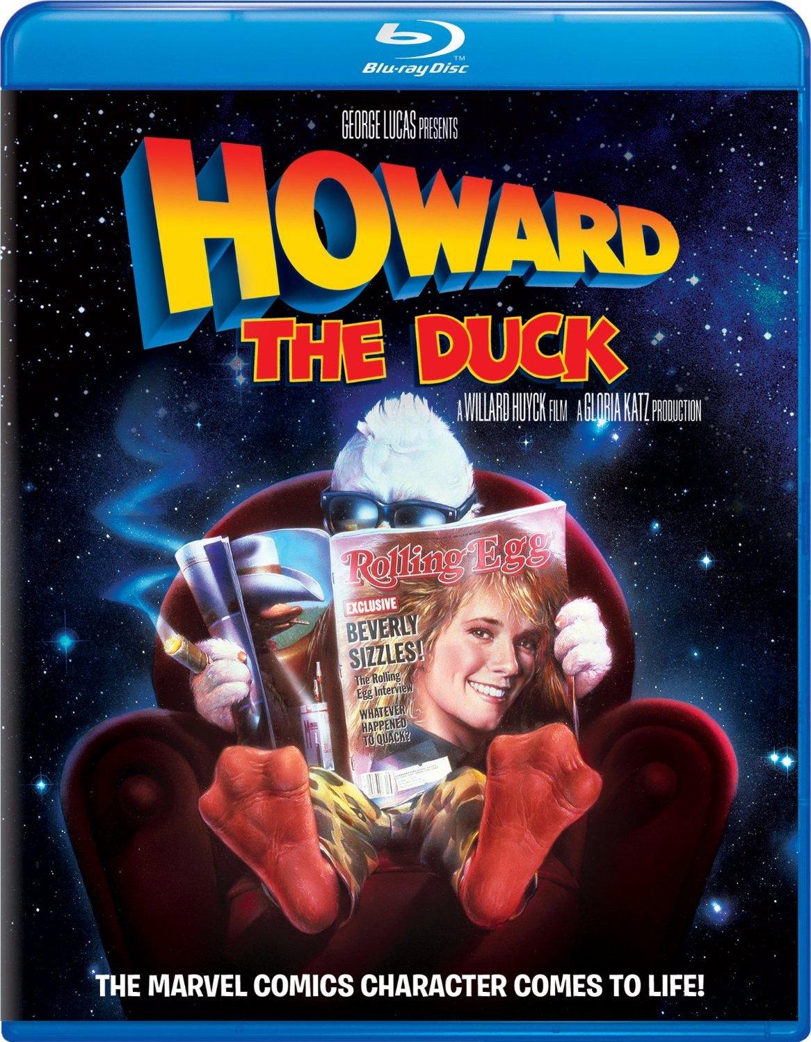 Howard the Duck (1986) Blu-ray