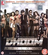 Dhoom 2 Blu Ray Release Date December 14 2009 D 2 Back In Action India