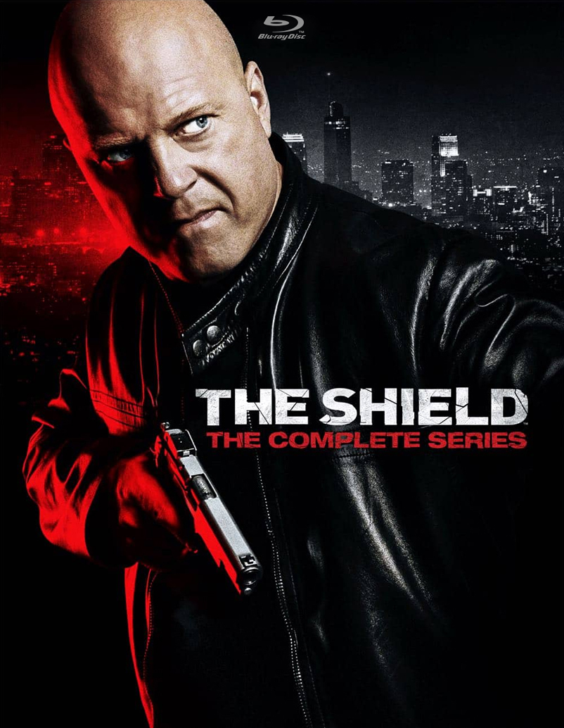 The Shield: The Complete Series (Blu-ray)(Region Free)