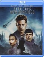Star Trek Into Darkness Blu Ray Imax Edition