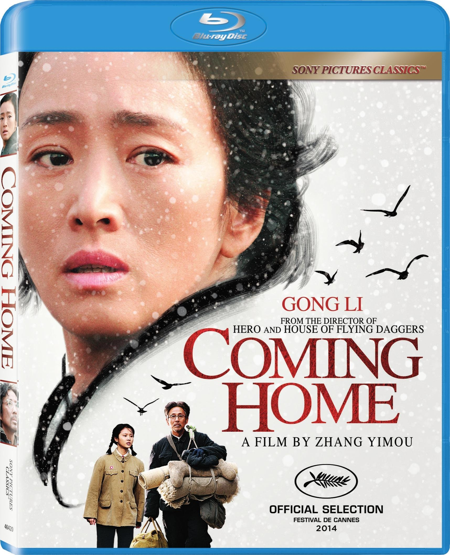 Coming Home (2014) Blu-ray