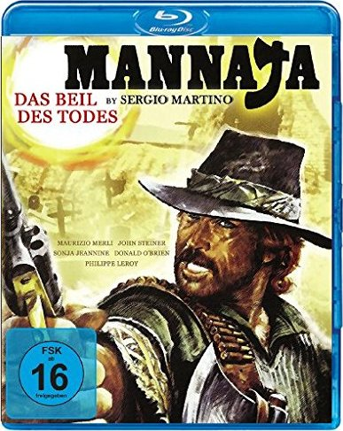 Mannaja Das Beil Des Todes Blu Ray Release Date April 24 2015 Germany