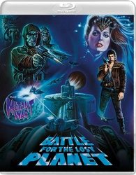 Battle for the Lost Planet (Blu-ray)