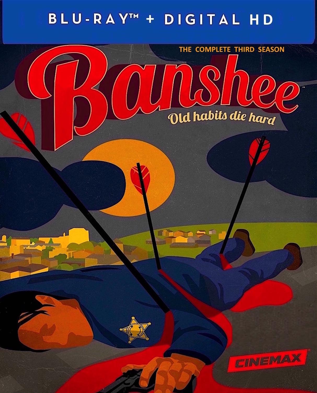 Banshee: The Complete Third Season (TV) (2015) Blu-ray