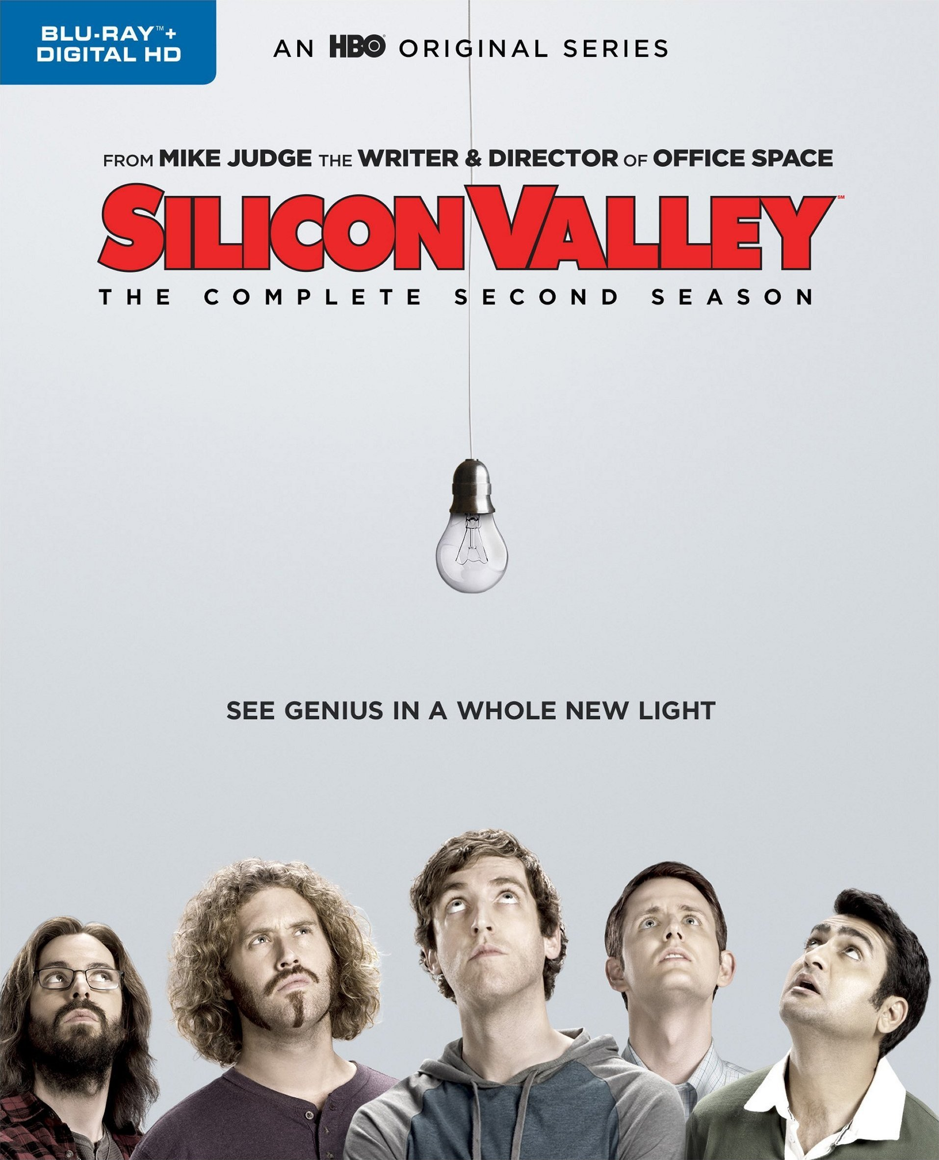 Silicon Valley: The Complete Second Season (TV) (2015) Blu-ray