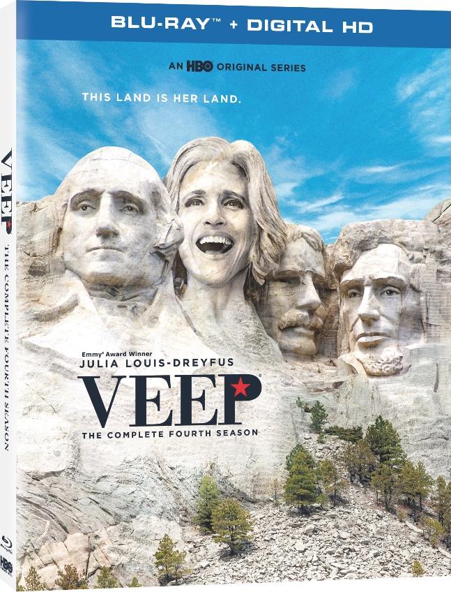 Veep: The Complete Fourth Season (TV) (2015) Blu-ray