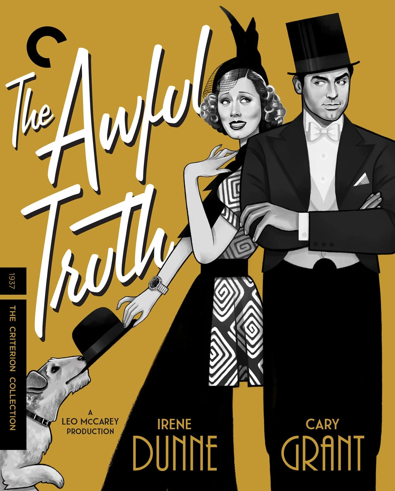 The Awful Truth (The Criterion Collection)(1937) Blu-ray