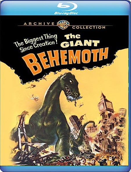 The Giant Behemoth (Warner Archive Collection)(Blu-ray)(Region Free)