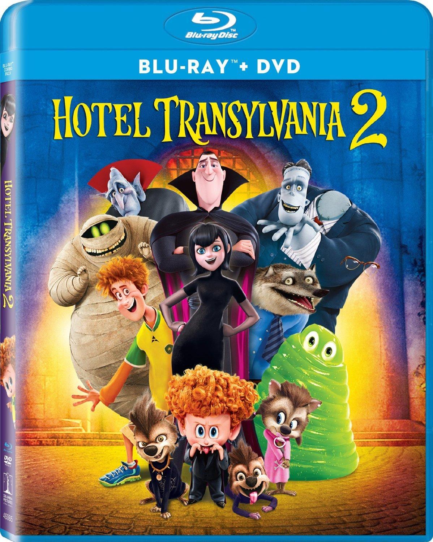 Hotel Transylvania 2 (2015) Blu-ray